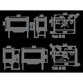 Ενεργειακά Τζάκια Ξύλου - PARIS - 90 - ED VISION - Ενεργειακα τζακια - KARPETIS FIREPLACES