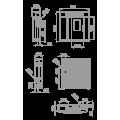 Pellet Αερόθερμα - ALICIA 9 KW - Ενεργειακα τζακια - KARPETIS FIREPLACES