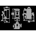 Pellet Αερόθερμα - CORAL 16 KW - Ενεργειακα τζακια - KARPETIS FIREPLACES