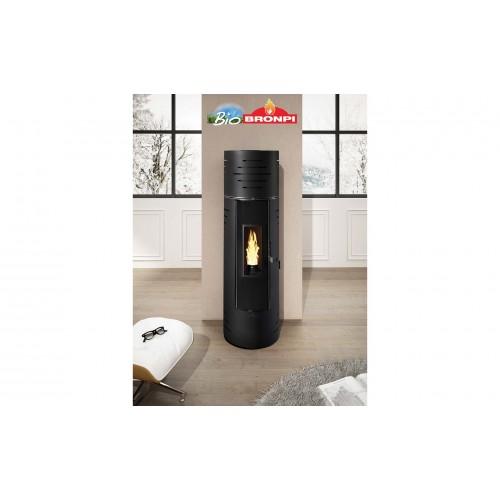 Pellet Αερόθερμα - ELSA 7 KW - Ενεργειακα τζακια - KARPETIS FIREPLACES