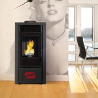 Pellet Αερόθερμα - LETICIA 10 KW - Ενεργειακα τζακια - KARPETIS FIREPLACES