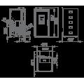 Pellet Αερόθερμα - ZOE 9 KW - Ενεργειακα τζακια - KARPETIS FIREPLACES