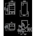 Pellet καλοριφέρ - Pellet λέβητες - HYDROCOMFORT 23 KW - Ενεργειακα τζακια - KARPETIS FIREPLACES