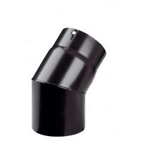 Καπναγωγοί - Φ120 PLUS 1.2 mm ΓΩΝΙΑ 45 - Ενεργειακα τζακια - KARPETIS FIREPLACES