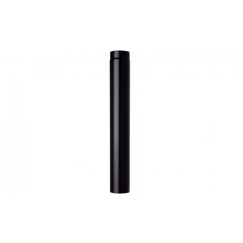 Καπναγωγοί - Φ120 PLUS 1.2 mm ΜΠΟΥΡΙ 1 m - Ενεργειακα τζακια - KARPETIS FIREPLACES