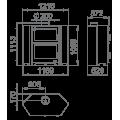 Ενεργειακές Σόμπες Ξύλου με Φούρνο - MURANO-R - Ενεργειακα τζακια - KARPETIS FIREPLACES